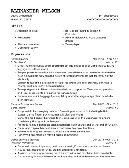 united airlines operations agent resume sample