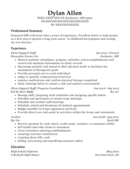 share social work practicum placement resume sample